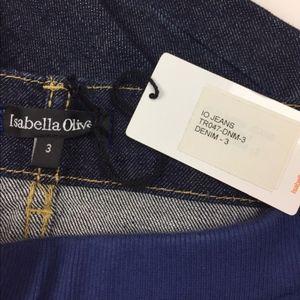 Isabella Oliver Jeans - NWT Isabella Oliver Maternity Jeans